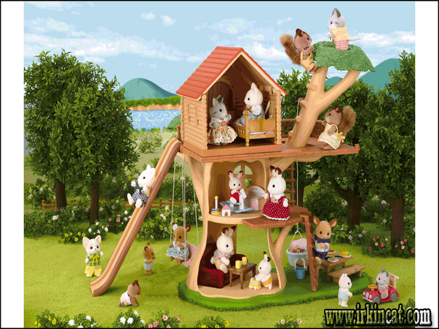 calico-critters-adventure-treehouse The Fight Against Calico Critters Adventure Treehouse