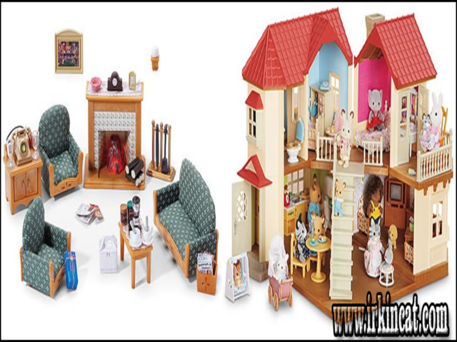 calico-critters-house-with-furniture The Definitive Solution for Calico Critters House With Furniture