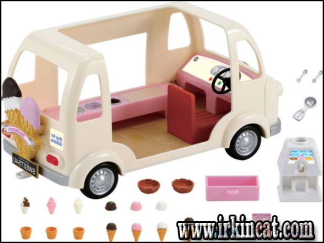 calico-critters-ice-cream-truck If You Read Nothing Else Today, Read This Report on Calico Critters Ice Cream Truck