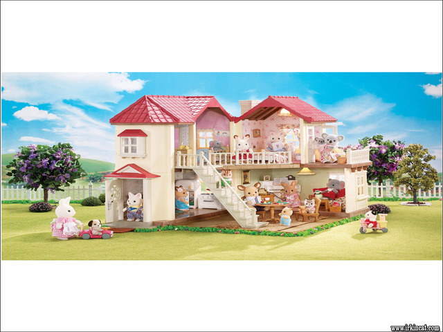 calico-critters-luxury-townhome What You Need to Know About Calico Critters Luxury Townhome