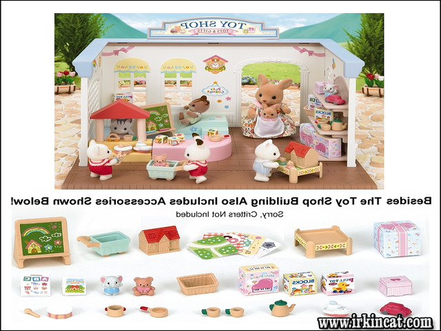 calico-critters-toy-shop Calico Critters Toy Shop for Dummies