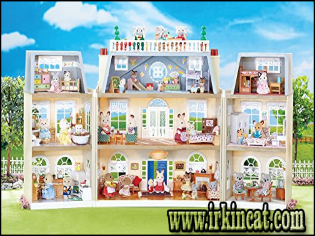 calico-critter-cloverleaf-manor The Do This, Get That Guide On Calico Critters Cloverleaf Manor