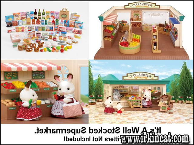 calico-critters-grocery-store The Most Incredibly Disregarded Answer for Calico Critters Grocery Store