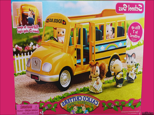 calico-critters-school-bus The Most Incredibly Neglected Answer for Calico Critters School Bus