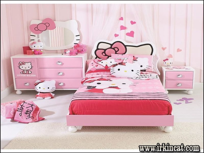 hello-kitty-bedroom-sets The Start of Hello Kitty Bedroom Sets
