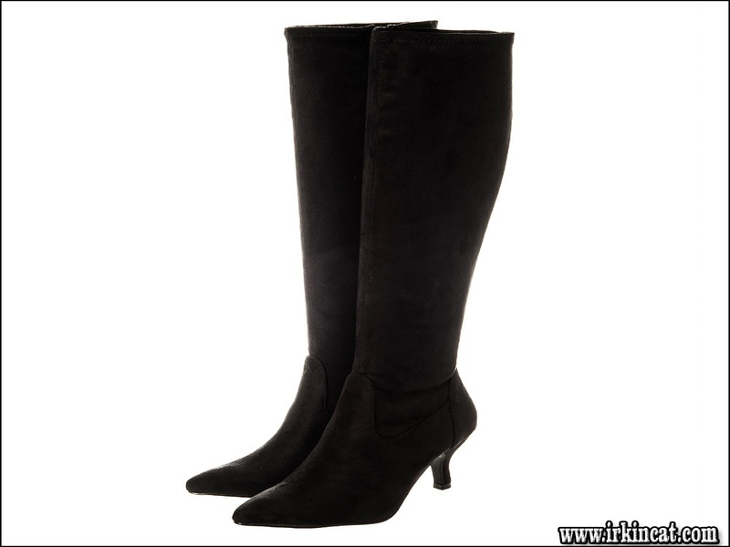 kitten-heel-knee-high-boots What Everybody Dislikes About Kitten Heel Knee High Boots and Why